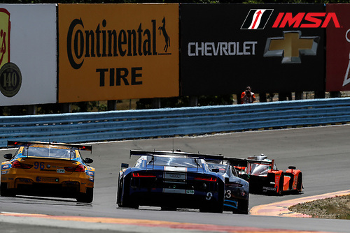 1-3 July, 2016, Watkins Glen, New York, USA<br /> ,96, BMW, M6 GT3, GTD, Bret Curtis, Jens Klingmann,9, Audi, R8 LMS GT3, GTD, Lawson Aschenbach, Matt Bell<br /> &copy;2016, Michael L. Levitt<br /> LAT Photo USA
