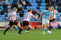 Manchester Cty Women vs Sunderland AFC Ladies 06-09-15