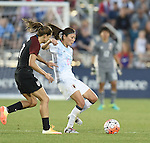 Rumi Utsugi (JPN), JUNE 2, 2016 - Football / Soccer : Women's International Friendly match between United States 3-3 Japan at Dick's Sporting Goods Park in Commerce City, Colorado, United States. (Photo by AFLO)