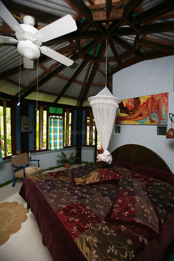 Honeymoon Suite at Cocoa Cottages, Trafalgar, Dominica