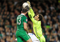 16/11/2015 Republic of Ireland vs Bosnia Herzegovina - Euro 2016 Playoff