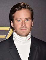 BEVERLY HILLS, CA - NOVEMBER 04: Armie Hammer arrives at the 22nd Annual Hollywood Film Awards at the Beverly Hilton Hotel on November 4, 2018 in Beverly Hills, California.<br /> CAP/ROT/TM<br /> &copy;TM/ROT/Capital Pictures