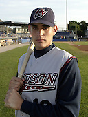 August 24, 2004:  Josh Asanovich of the Hudson Valley Renegades, NY-Penn League (Short Season Single-A) affiliate of the Tampa Bay Devil Rays during a game at Dwyer Stadium in Batavia, NY.  Photo by:  Mike Janes/Four Seam Images