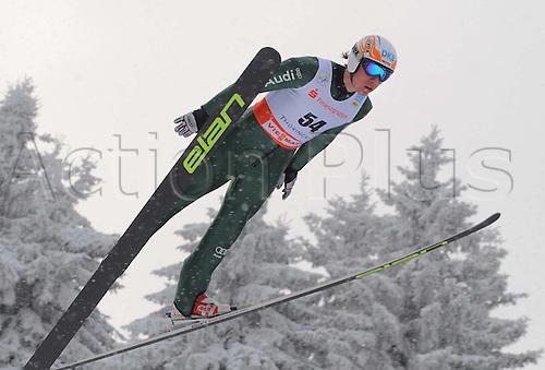 02 01 2010  Nordic Skiing Nordic Combination Oberhof 02 01 2010 Ski jumping Tino Edelmann ger Nordic Combination Ski Skiing men World Cup 2009 2010 Oberhof .