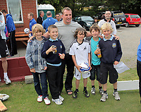 Pictured: Manager Brendan Rodgers. Friday July 2011<br />