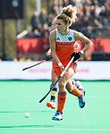 ROTTERDAM - Maria Verschoor (Ned)    tijdens de Pro League hockeywedstrijd dames, Nederland-USA  (7-1) .  COPYRIGHT  KOEN SUYK