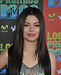 UNIVERSAL CITY, CA. - October 15: Miranda Cosgrove attends Los Premios MTV 2009 Latin America Awards held at the Gibson Amphitheatre on October 15, 2009 in Universal City, California.