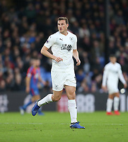 Burnley's Chris Wood<br /> <br /> Photographer Rob Newell/CameraSport<br /> <br /> The Premier League - Saturday 1st December 2018 - Crystal Palace v Burnley - Selhurst Park - London<br /> <br /> World Copyright &copy; 2018 CameraSport. All rights reserved. 43 Linden Ave. Countesthorpe. Leicester. England. LE8 5PG - Tel: +44 (0) 116 277 4147 - admin@camerasport.com - www.camerasport.com