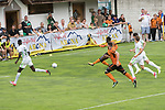 12.07.2017, Sportplatz, Zell am Ziller, AUT, TL Werder Bremen 2017 - FSP Werder Bremen (GER) vs Wolverhampton Wanderers (ENG), <br /> <br /> im Bild<br /> 0 :1  durch Noah Dicko <br /> <br /> Foto &copy; nordphoto / Kokenge