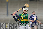 Darragh O'Connell in the Waterford Crystal Hurling cup in Fitzgerald Stadium on Sunday