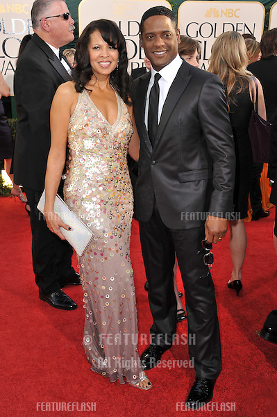 Blair Underwood at the 68th Annual Golden Globe Awards at the Beverly Hilton Hotel..January 16, 2011  Beverly Hills, CA.Picture: Paul Smith / Featureflash
