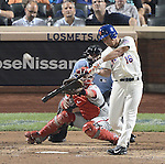 Daisuke Matsuzaka (Mets),<br /> AUGUST 28, 2013 - MLB :<br /> Daisuke Matsuzaka of the New York Mets bats in the fourth inning during the Major League Baseball game against the Philadelphia Phillies at Citi Field in Flushing, New York, United States. (Photo by AFLO)