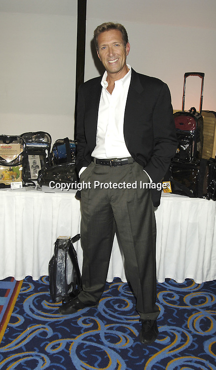 """Walt Willey ..at """" An Intimate Evening with Your Favorite Daytime and Broadway Stars"""" benefitting The Jane Elissa/ Charlotte Meyers Endowment Fund for Leukemia/Lymphoma Research on October 24, 2005 at The Marriott Marquis Hotel. ..Photo by Robin Platzer, Twin Images"""