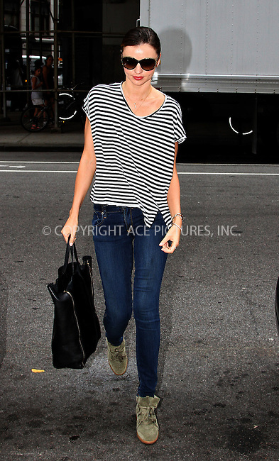 WWW.ACEPIXS.COM . . . . .  ....July 19 2012, New York City....Model Miranda Kerr out in Chelsea on July 19 2012 in New York City....Please byline: John Peters - ACE PICTURES.... *** ***..Ace Pictures, Inc:  ..Philip Vaughan (212) 243-8787 or (646) 769 0430..e-mail: info@acepixs.com..web: http://www.acepixs.com