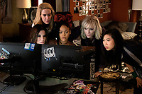 Ocean's 8 (2018) <br /> (Ocean's Eight)<br /> Sandra Bullock, Sarah Paulson, Rihanna, Cate Blanchett &amp; Awkwafina <br /> *Filmstill - Editorial Use Only*<br /> CAP/MFS<br /> Image supplied by Capital Pictures