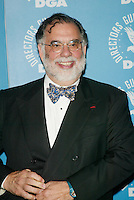 Director Francis Ford Coppola at the 3rd Annual Directors Guild Of America Honors at the Waldorf-Astoria in New York City. June 9, 2002. <br />