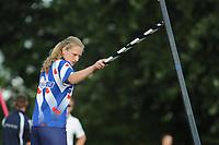 FIERJEPPEN: BUITENPOST: 28-07-2017, FLB topklasse wedstrijd, Marrit van der Wal, ©foto Martin de Jong