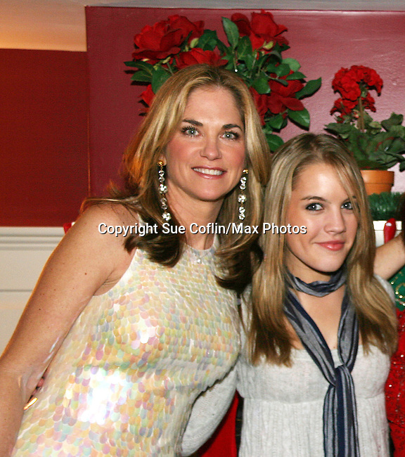 Kassie DePaiva & Kristen Alderson - The Divas of Daytime TV performed a Christmas Show on December 5, 2009 at the Broadway Theatre in Pitman, New Jersey. (Photos by Sue Coflin/Max Photos)