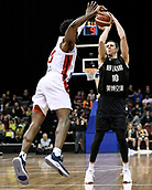 2019 International Basketball Canada v New Zealand Aug 20th