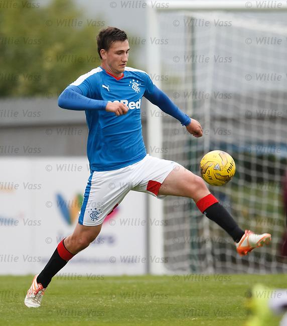 Luca Gasparotto, Rangers