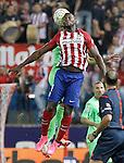 Atletico de Madrid's Jackson Martinez during La Liga match.September 22,2015. (ALTERPHOTOS/Acero)