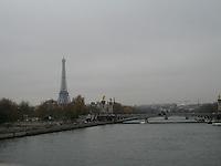 Along the Seine River, Paris