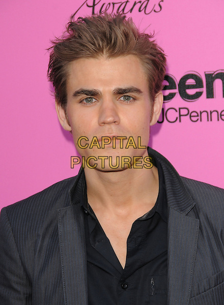 PAUL WESLEY.The 12th Annual Young Hollywood Awards held at The Wilshire Ebell Theatre  in Los Angeles, California, USA..May 13th, 2010.headshot portrait black grey gray.CAP/RKE/DVS.©DVS/RockinExposures/Capital Pictures.