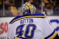 NHL 2016: Blues vs Bruins NOV 22