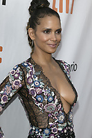 www.acepixs.com<br /> <br /> September 13 2017, Toronto<br /> <br /> Halle Berry attends the premiere of 'Kings' during the 42nd Toronto International Film Festival at the Roy Thomson Hall in Toronto, Canada<br /> <br /> By Line: Famous/ACE Pictures<br /> <br /> <br /> ACE Pictures Inc<br /> Tel: 6467670430<br /> Email: info@acepixs.com<br /> www.acepixs.com
