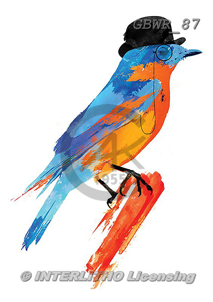 Simon, REALISTIC ANIMALS, REALISTISCHE TIERE, ANIMALES REALISTICOS, paintings+++++RobertF_LordBirdy,GBWR87,#a#, EVERYDAY