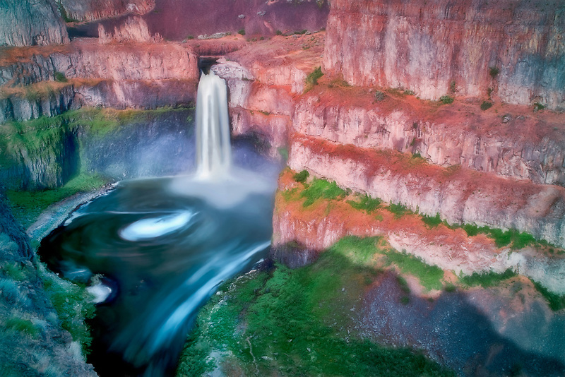 Palouse Falls. Washington