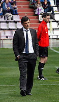 Osasuna´s coach Mendilibar in La Liga 2012/13. 31/03/2013. Victor Blanco/Alterphotos /NortePhoto