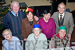 Young at Heart - Locals enjoying themselves at the Austin Stack's Connelly Park Old Folks Xmas Party on Sunday afternoon, seated l/r Angela Marray, Anne Byrne and Joan Lucey, standing l/r Jim & Bridie McGovern and Eileen & Eddie Howard...................................................................................... ............   Copyright Kerry's Eye 2008