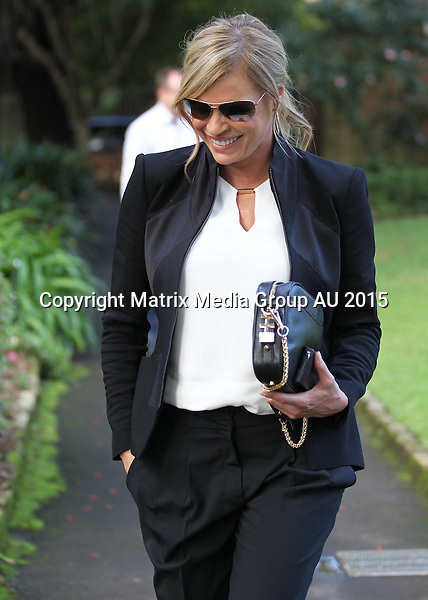 23 APRIL 2015 SYDNEY AUSTRALIA<br />