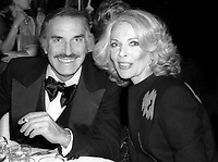 Martin Landau Barbara Bain 1981<br /> Photo By Adam Scull/PHOTOlink.net