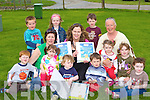 Launching the Childminding Step By Step Guide to Becoming a Professional Childminder folder in Kennedy's Pet Farm Killarney on Friday was front row l-r: Leo Caddigan, Erin Dore, Aaron White, Darragh Crosby, Eva McKenna, Tara Cronin, Katie Sheehy. Back row: Edward O'Connor, Helen Fitzgerald, Roisin Walsh, Denise Quinlan, Aaron Lawlor and Bernie Willis .