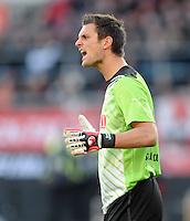 FUSSBALL   1. BUNDESLIGA  SAISON 2011/2012   10. Spieltag 1 FC Nuernberg - VfB Stuttgart         22.10.2011 Torwart Sven Ulreich (VfB Stuttgart)