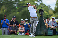 Kevin Kisner (USA) watches his tee shot on 4 during round 2 of the 2019 Tour Championship, East Lake Golf Course, Atlanta, Georgia, USA. 8/23/2019.<br /> Picture Ken Murray / Golffile.ie<br /> <br /> All photo usage must carry mandatory copyright credit (© Golffile | Ken Murray)