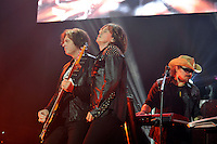 LONDON, ENGLAND - NOVEMBER 12: John LevŽn, Joey Tempest and Mic Michaeli of 'Europe' performing at Camden Roundhouse on November 12, 2016 in London, England.<br /> CAP/MAR<br /> &copy;MAR/Capital Pictures<br /> LONDON, ENGLAND - NOVEMBER 12: John Lev&eacute;n, Joey Tempest and Mic Michaeli of 'Europe' performing at Camden Roundhouse on November 12, 2016 in London, England.<br /> CAP/MAR<br /> &copy;MAR/Capital Pictures /MediaPunch ***NORTH AND SOUTH AMERICAS ONLY***