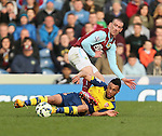 110415 Burnley v Arsenal