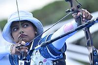 Deepika Kumari India Recurve Women Arco Olimpico <br /> Roma 03-09-2017 Stadio dei Marmi <br /> Roma 2017 Hyundai Archery World Cup Final <br /> Finale Coppa del mondo tiro con l'arco <br /> Foto Andrea Staccioli Insidefoto/Fitarco