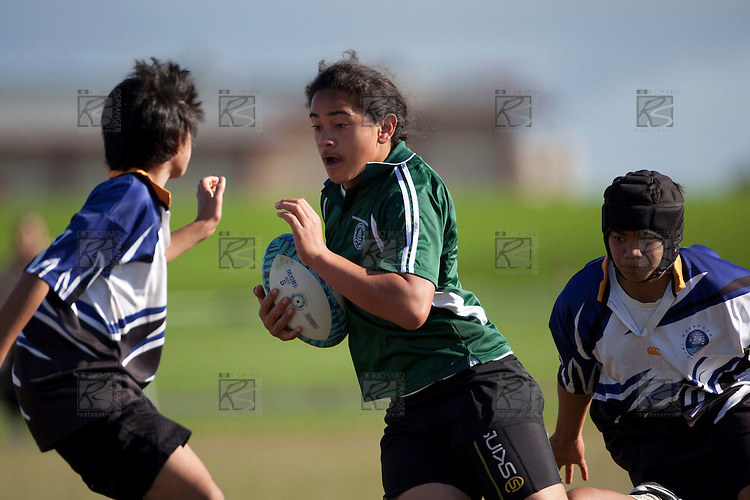 Counties Manukau Rugby Union Tackle day held at Bruce Pulman Park Papakura on June 16th 2011.