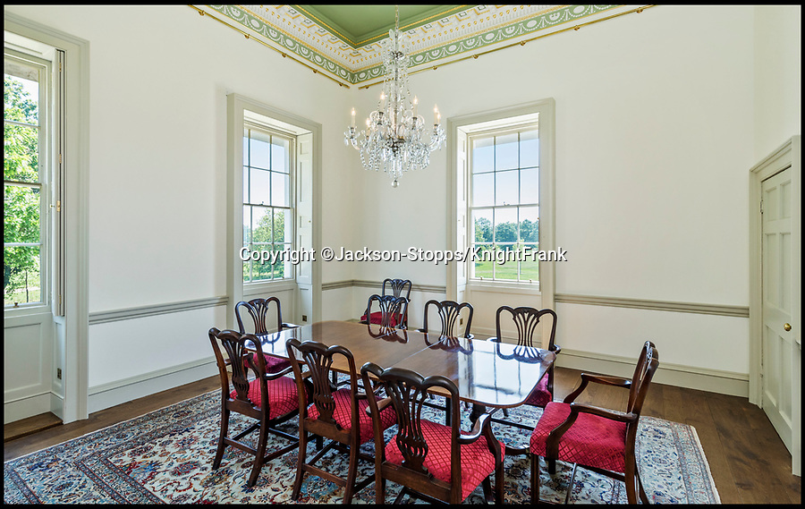 BNPS.co.uk (01202 558833)<br /> Pic: Jackson-Stopps/KnightFrank/BNPS<br /> <br /> Mad All Over...Royal Observatory of King George III.<br /> <br /> Starry-eyed renters will want to get their hands on this impressive royal observatory - but they'll need deep pockets as it is on the market for £37,500 a month.<br /> <br /> King George III had an observatory built at Old Deer Park in Richmond in 1769 so he could track the transit of Venus crossing the sun.<br /> <br /> The fully-revolving dome observatory is the oldest of its type in the world and is still fully functional.<br /> <br /> Now after a three-year refurbishment it is being made available for residential rental for the first time in its 250-year history through joint agents Jackson-Stops and Knight Frank.