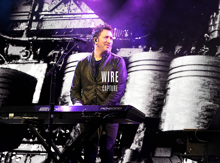 Jim McGorman Keyboards for the  Goo Goo Dolls at Fivepoint Amphitheatre in Irvine Ca. on June 16th, 2019