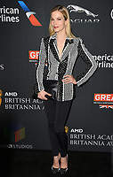 Sylvia Hoeks at the 2017 AMD British Academy Britannia Awards at the Beverly Hilton Hotel, USA 27 Oct. 2017<br /> Picture: Paul Smith/Featureflash/SilverHub 0208 004 5359 sales@silverhubmedia.com