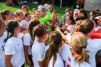 Wesleyan WSoccer vs. Tufts 9/12/2017