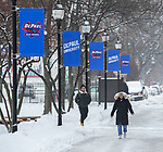 Snow Scenes from Lincoln Park January, 2019