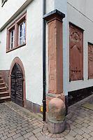 Evangelische Kirche in  Kleinheubach am Main, Bayern, Deutschland