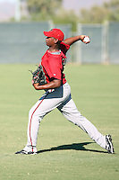 Juan Falcon - Arizona Diamondbacks - 2010 Instructional League.Photo by:  Bill Mitchell/Four Seam Images..