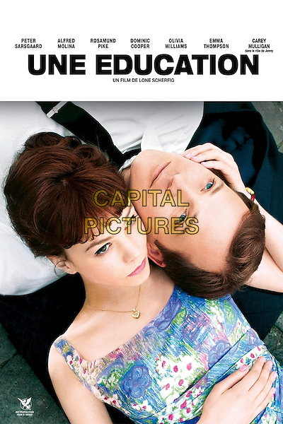 An Education (2009) <br /> POSTER ART<br /> *Filmstill - Editorial Use Only*<br /> CAP/KFS<br /> Image supplied by Capital Pictures